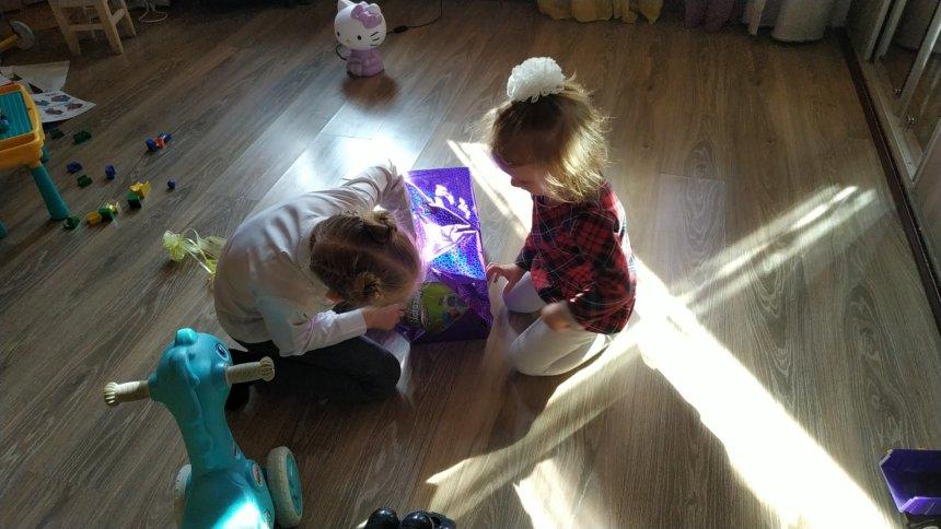 Отчёт по занятию Что можно дарить детям на Новый год в Wachanga!