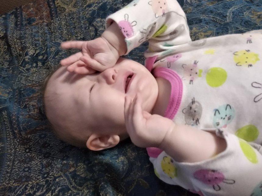 Отчёт по занятию Успокаивающие пестушки для малышей в Wachanga!