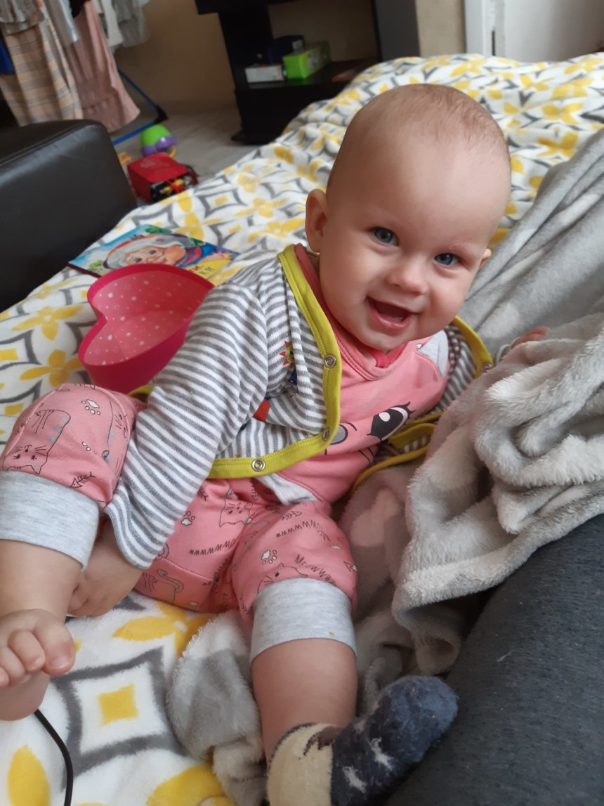Отчёт по занятию Как развивается речь ребенка в 9 месяцев в Wachanga!