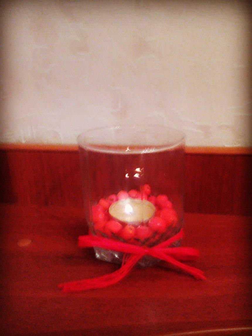 Отчёт по занятию Осенние свечи в Wachanga!
