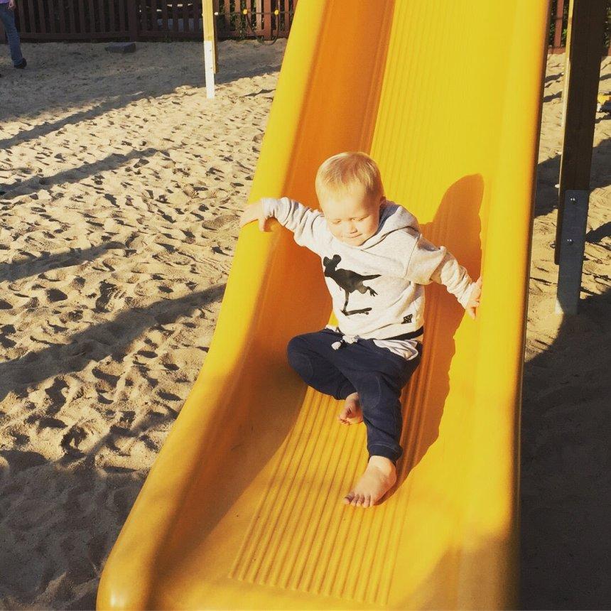 Отчёт по занятию Сходите на детскую площадку в Wachanga!