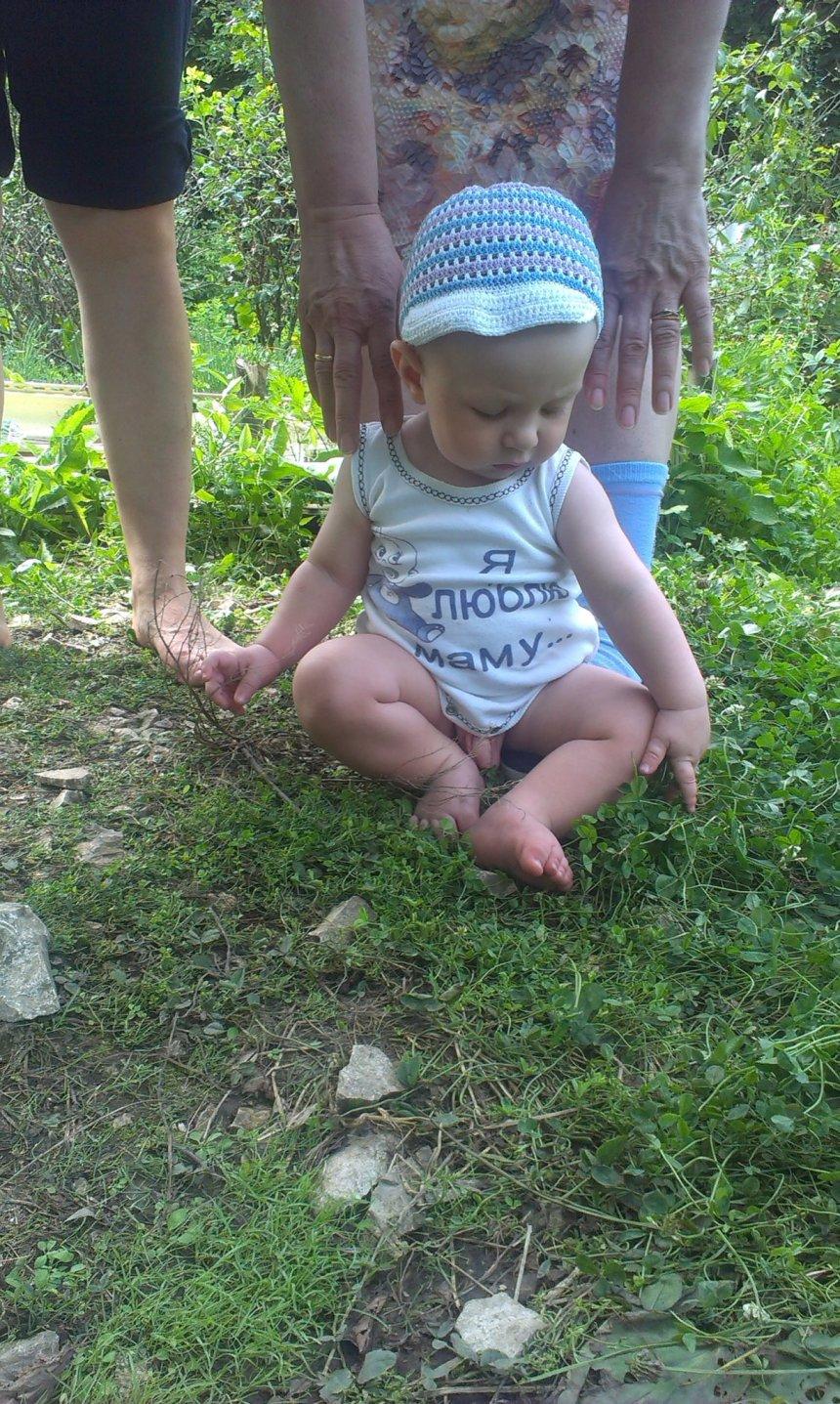 Отчёт по занятию Первая природная коробочка малыша в Wachanga!