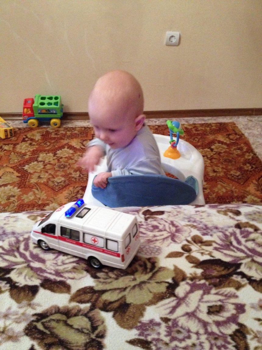 Отчёт по занятию Детские игрушки: какие выбирать в Wachanga!