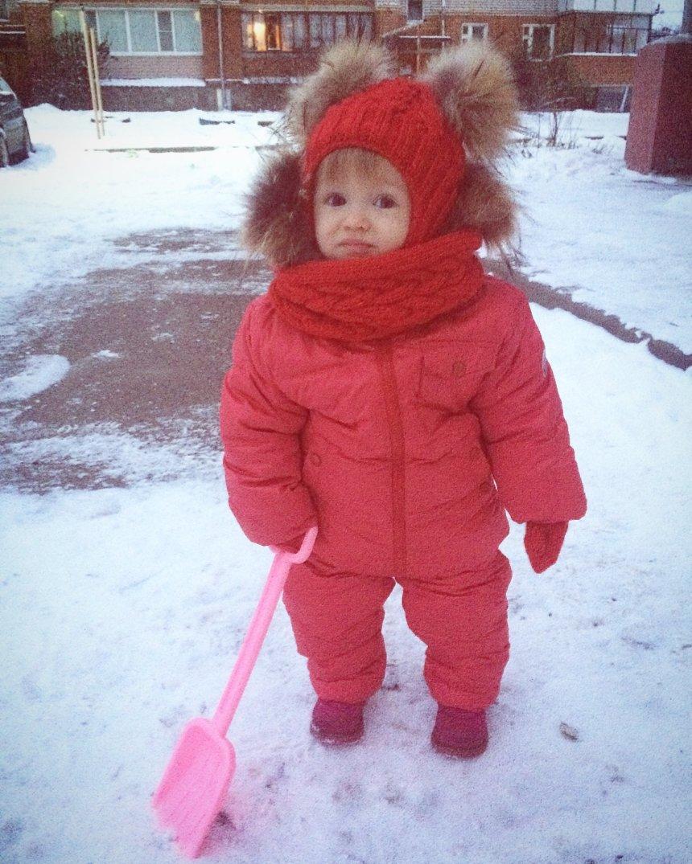 Отчёт по занятию Покажите малышу снег в Wachanga!