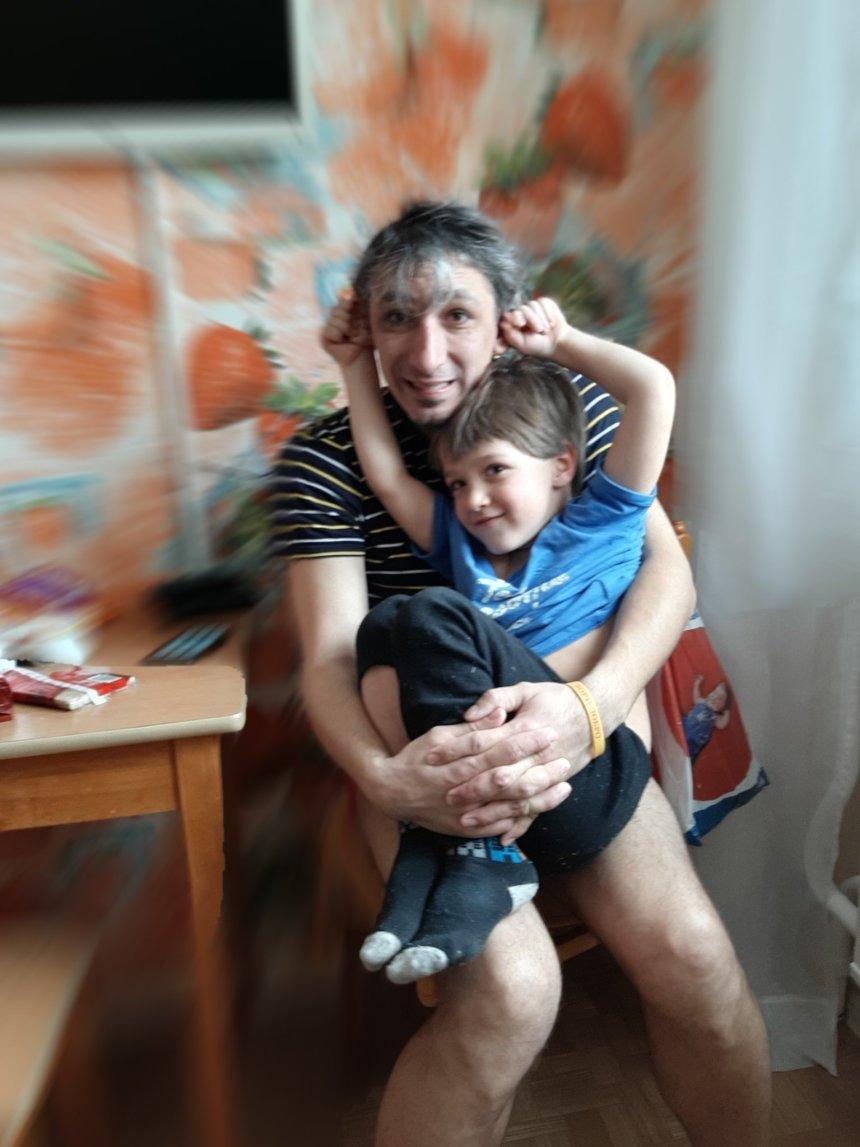 Отчёт по занятию Отправьте смешные фото семьи своим близким в Wachanga!