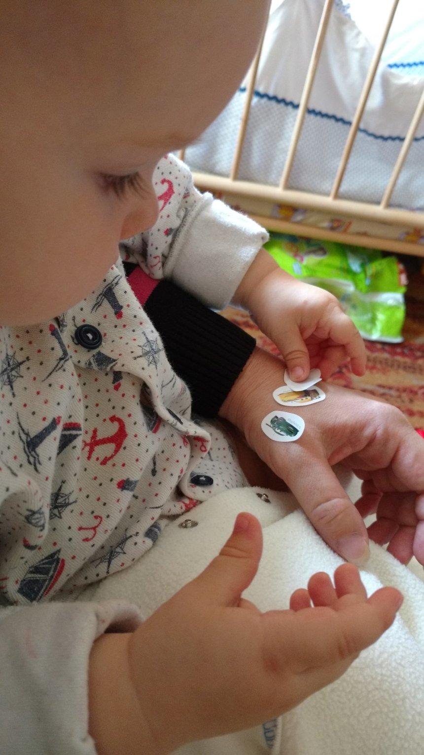 Отчёт по занятию Как быстро переодеть малыша в Wachanga!