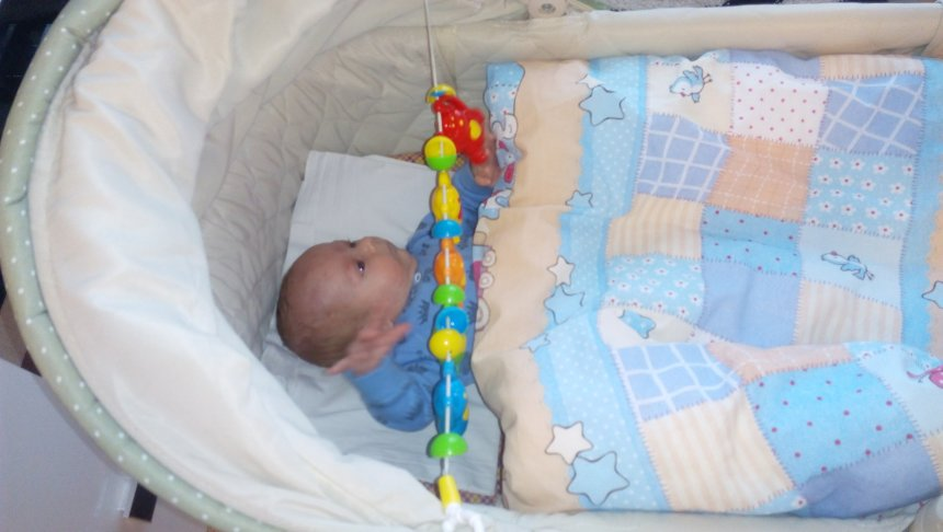 Отчёт по занятию Игры и общение с малышом в Wachanga!