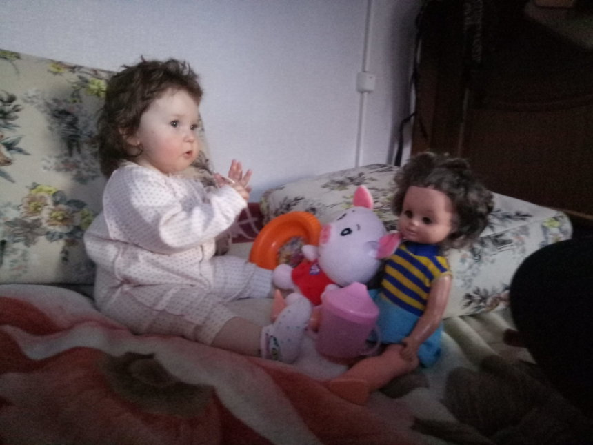 Отчёт по занятию Что чувствует и как ведет себя ребенок в 9 месяцев в Wachanga!