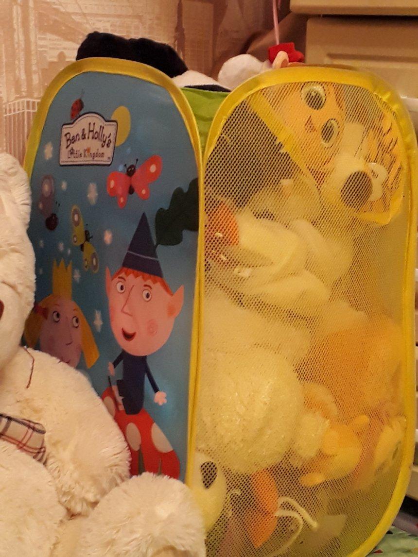 Отчёт по занятию Коробки для игрушек своими руками в Wachanga!