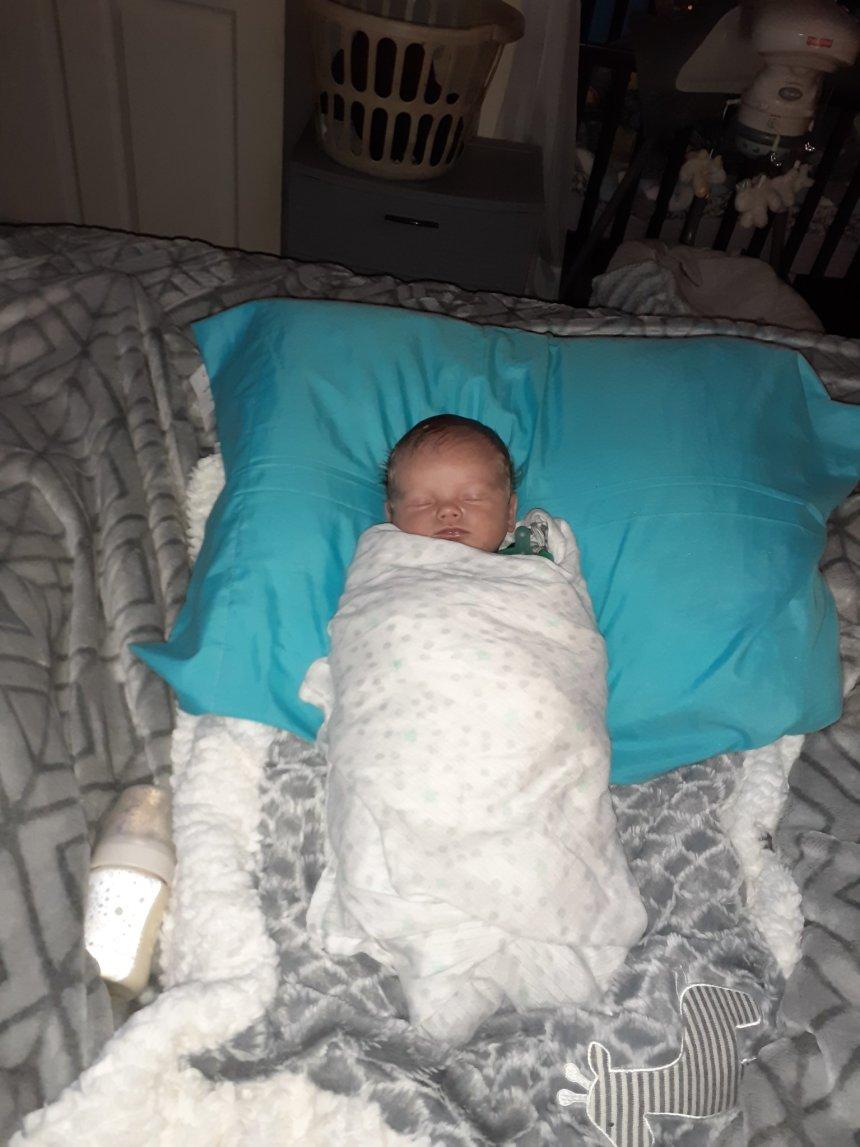 Activity report for Newborn Sleep in Wachanga!