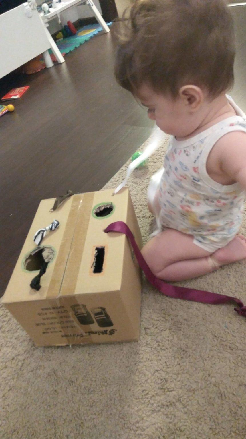 Отчёт по занятию Занимательная игрушка  в Wachanga!