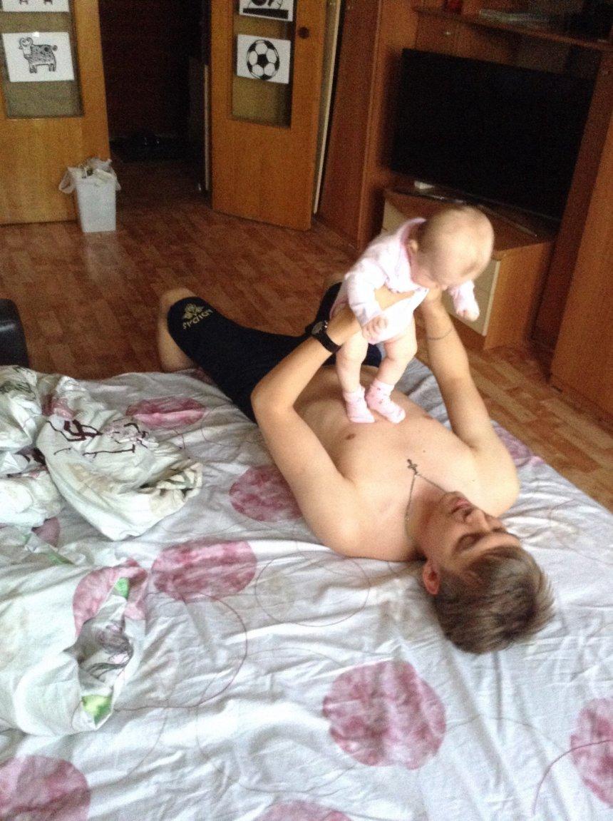 Отчёт по занятию Повозитесь с малышом в Wachanga!