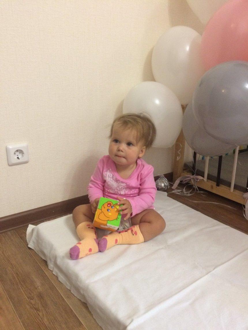 Отчёт по занятию Пестушки для дочурки в Wachanga!
