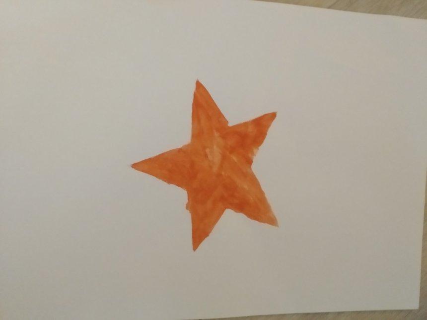 Отчёт по занятию Красная звезда в Wachanga!