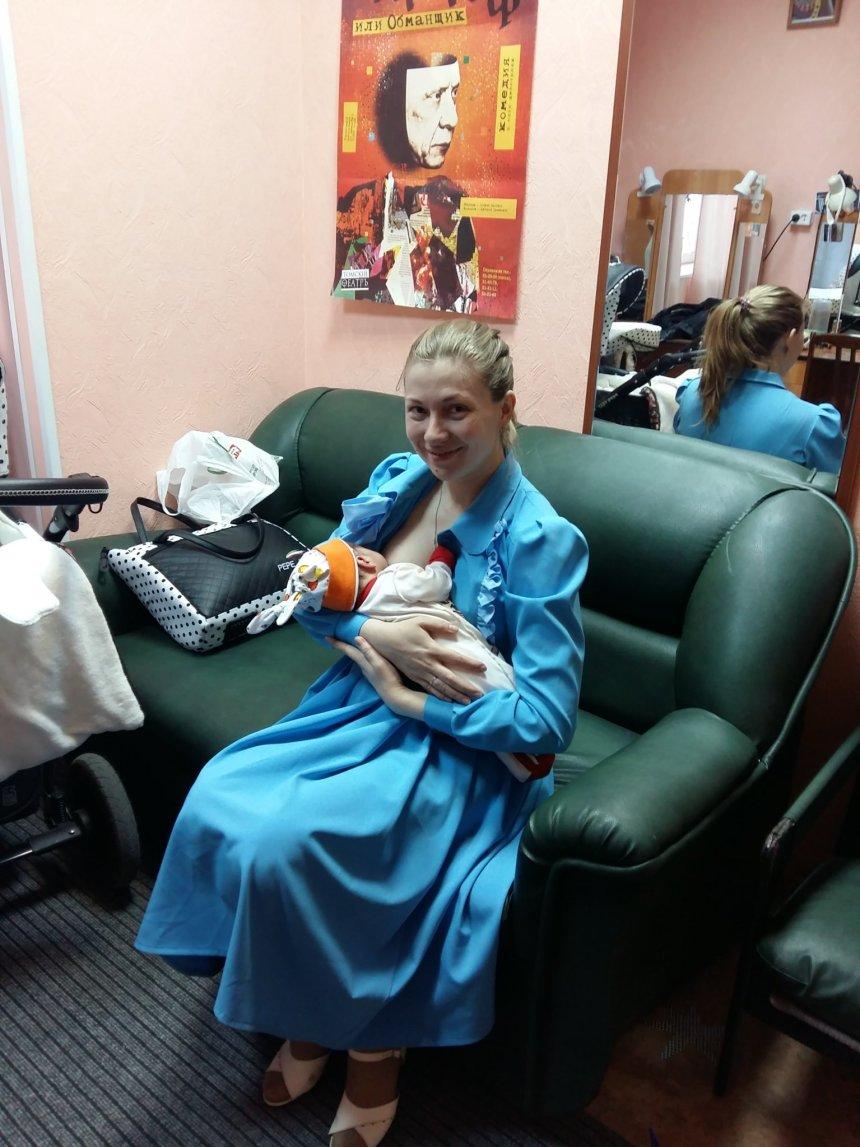 Отчёт по занятию Преимущества грудного вскармливания в Wachanga!