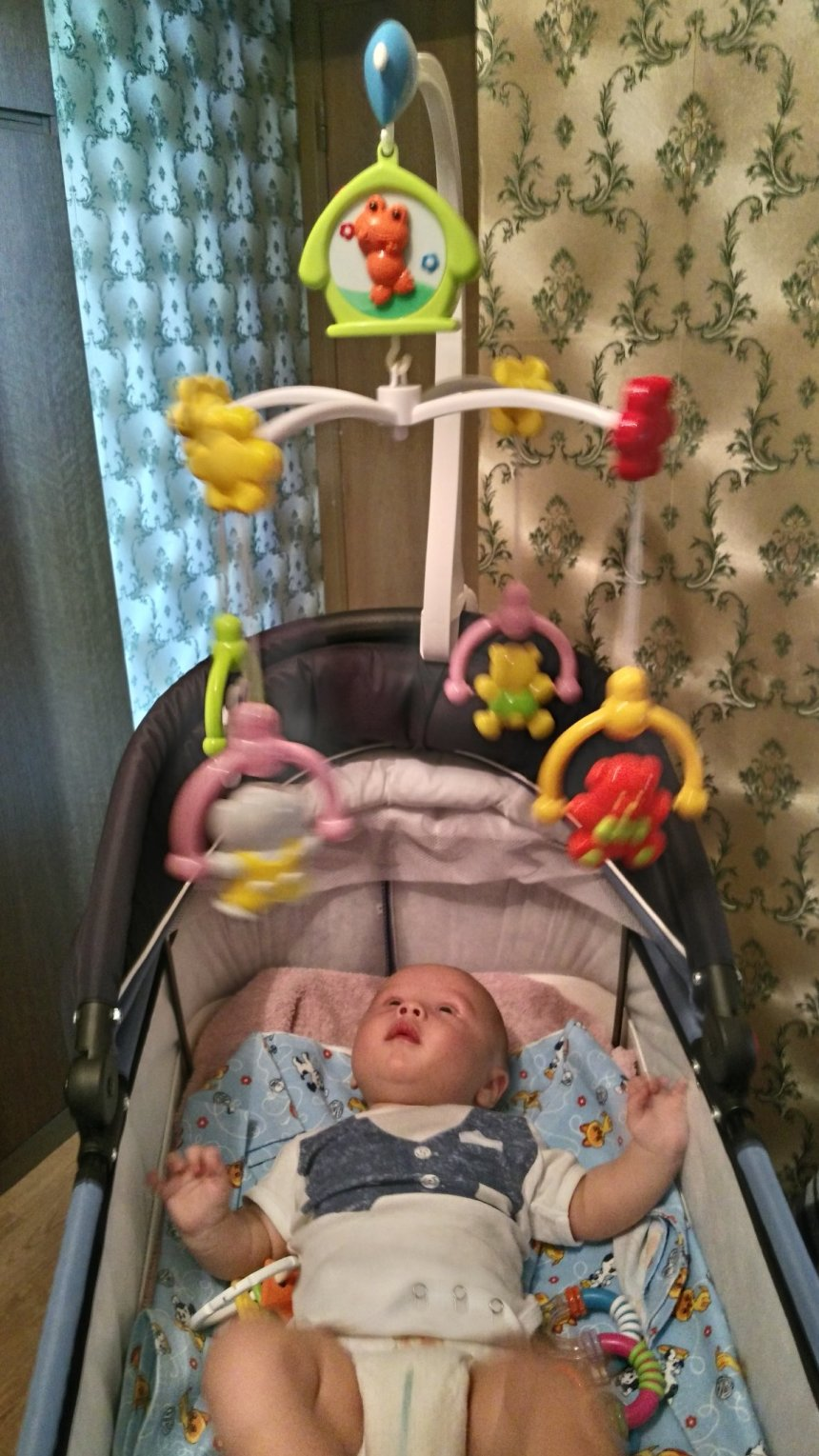 Отчёт по занятию Как играть с малышом в Wachanga!