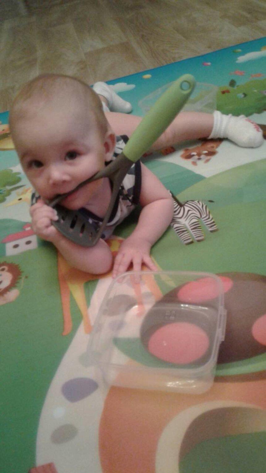 Отчёт по занятию Новые игрушки для непоседы в Wachanga!