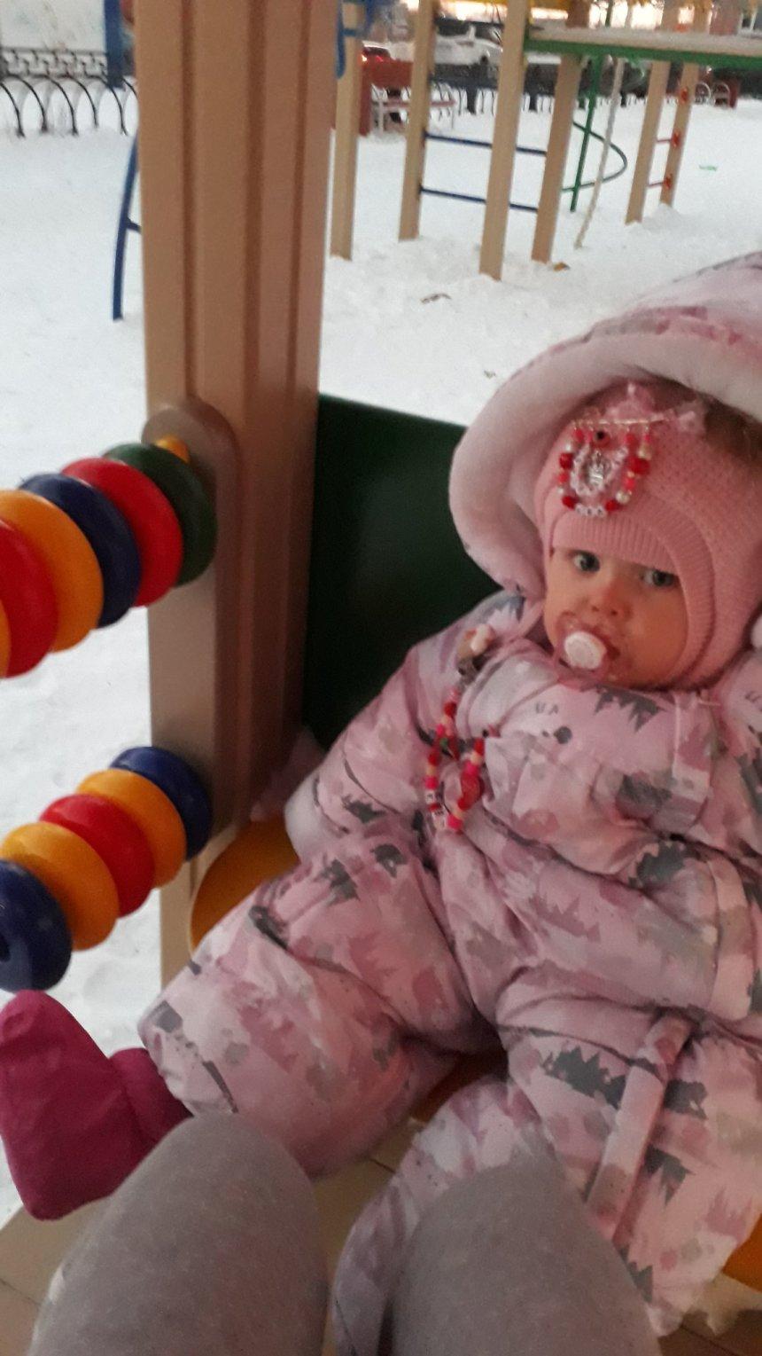 Отчёт по занятию Прогулка с малышом в Wachanga!