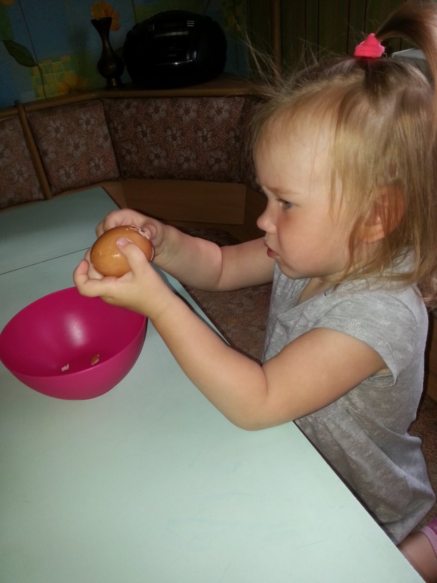 Отчёт по занятию Чистим яйца в Wachanga!