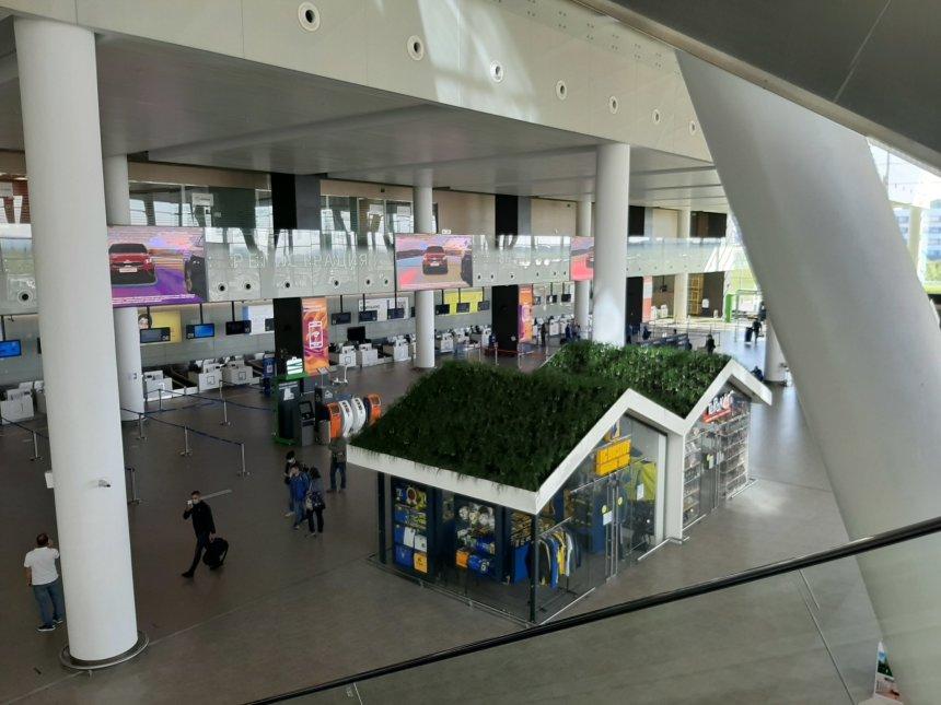 Отчёт по занятию Устройте для ребенка экскурсию в аэропорт в Wachanga!