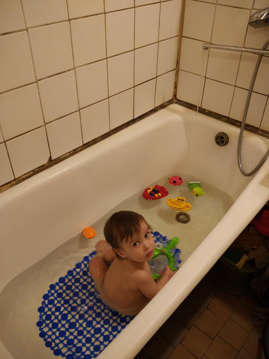 Отчёт по занятию Полезные игры с водой в Wachanga!