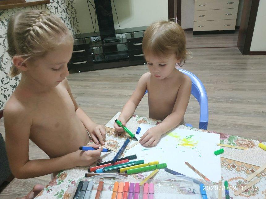 Отчёт по занятию Как помочь ребёнку преодолеть страхи в Wachanga!