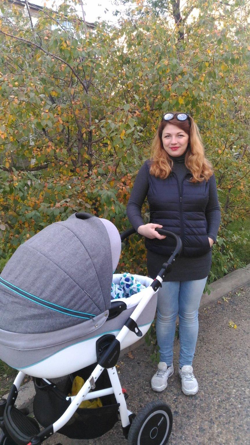 Отчёт по занятию Продолжительность прогулок с новорожденным малышом в Wachanga!