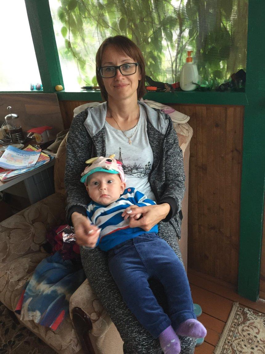Отчёт по занятию Как себя ведет ребенок в 5 месяцев в Wachanga!