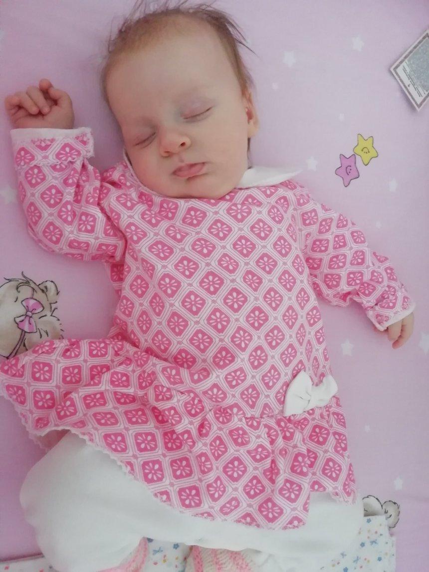 Отчёт по занятию Сон двухмесячного малыша  в Wachanga!