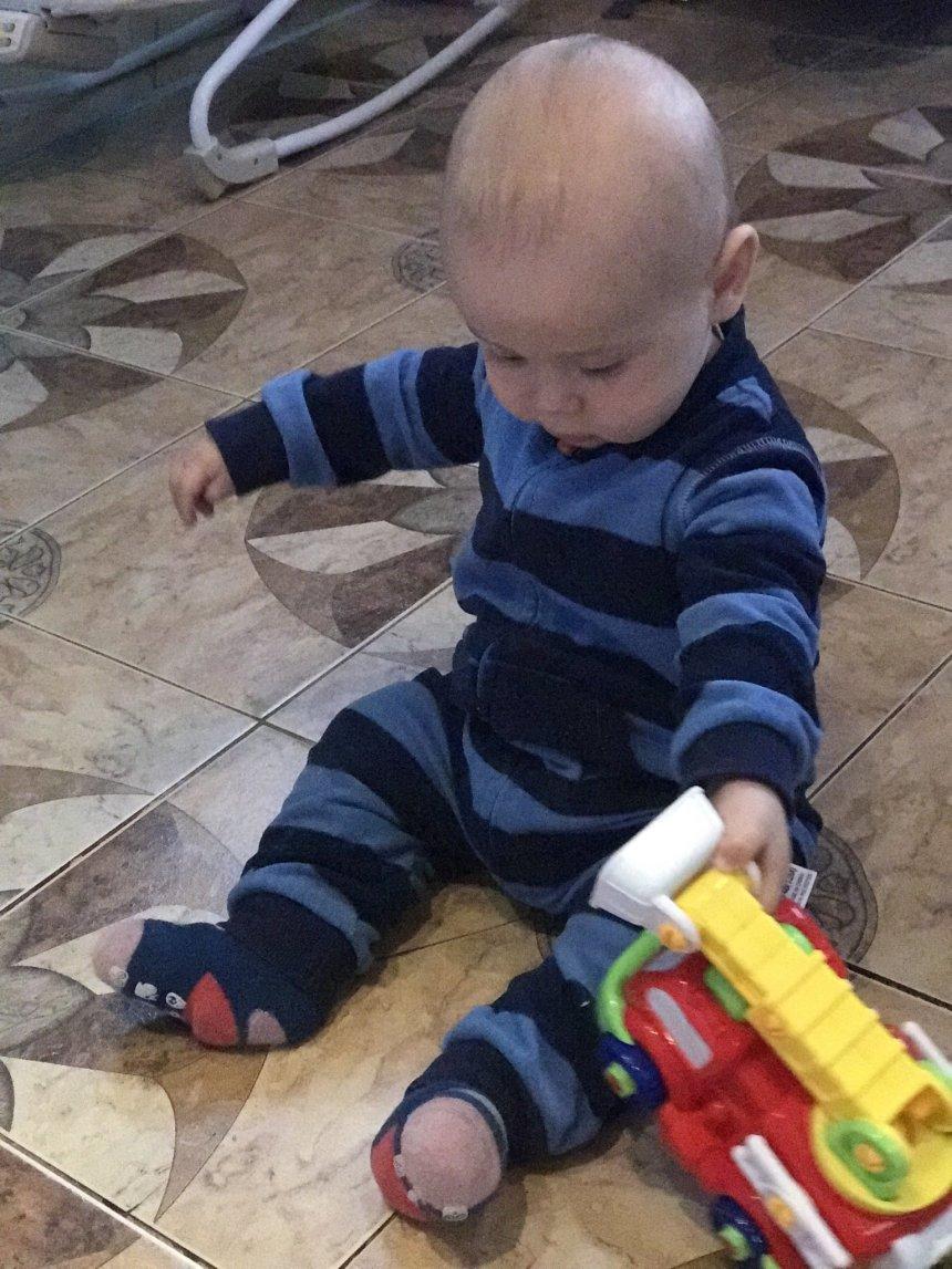 Отчёт по занятию Любимые игрушки малыша в Wachanga!