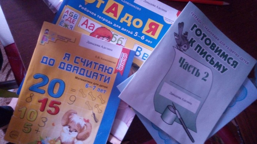 Отчёт по занятию Что должен уметь ребёнок перед школой в Wachanga!