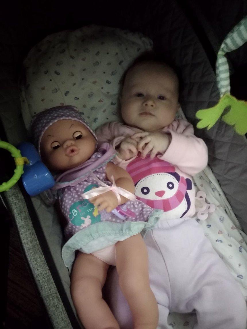 Отчёт по занятию Моя кукла  в Wachanga!