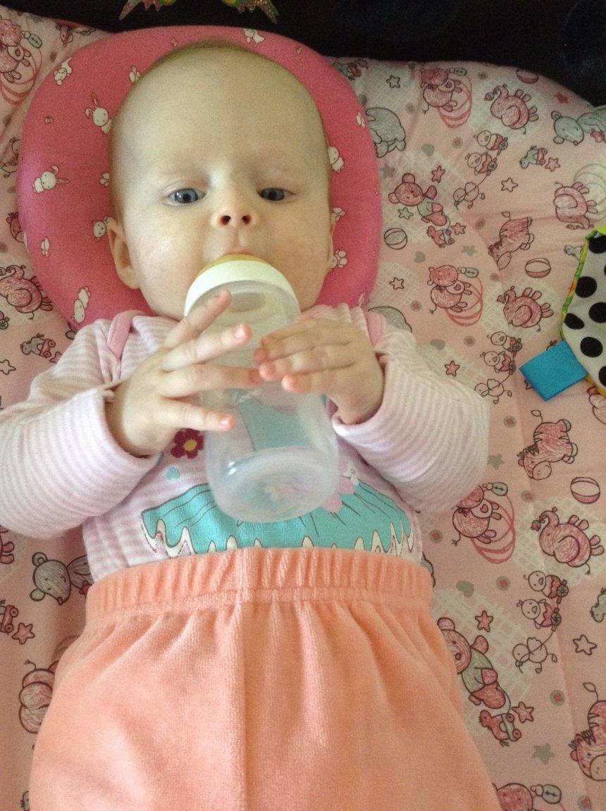 Отчёт по занятию Бутылочка в Wachanga!