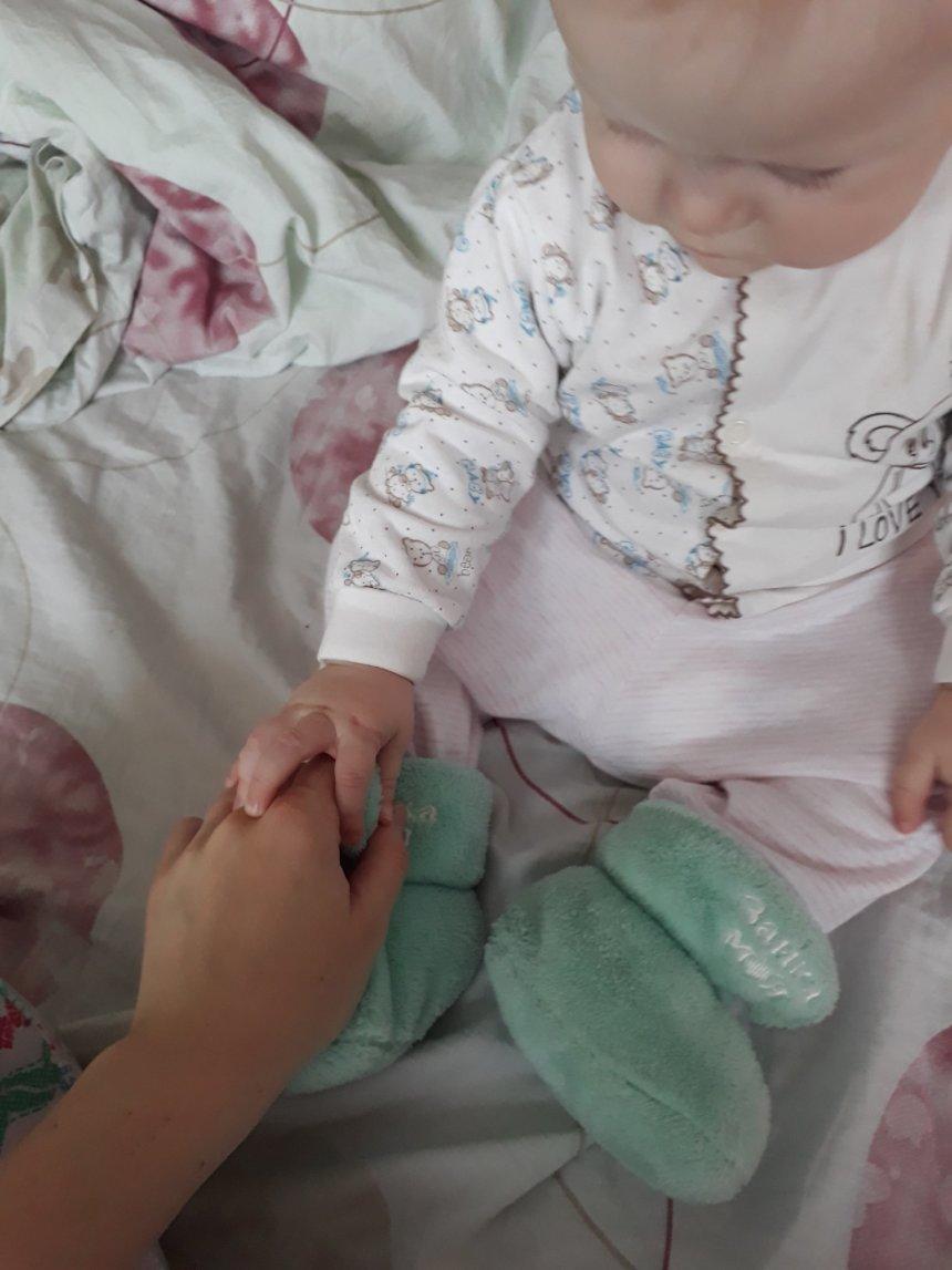 Отчёт по занятию Разговоры с малышом в Wachanga!