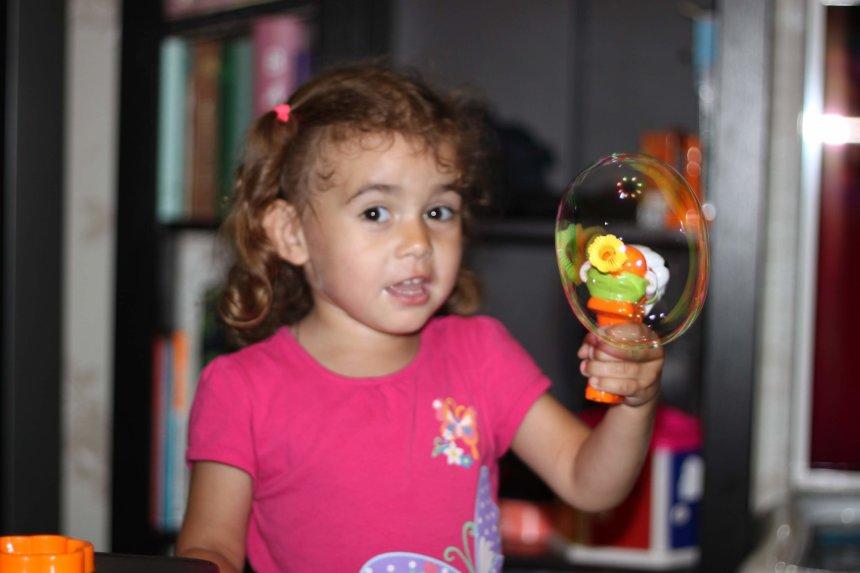 Отчёт по занятию Мыльные пузыри в Wachanga!