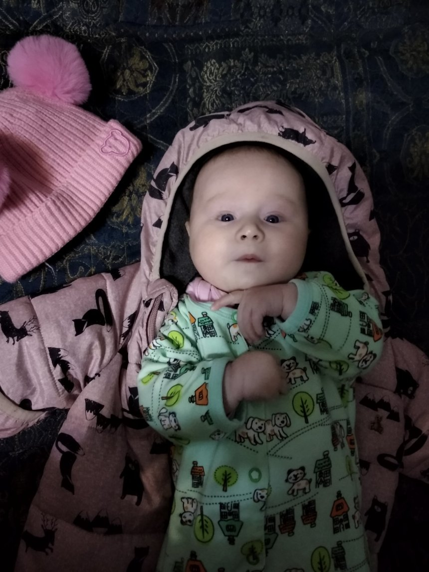 Отчёт по занятию Как одеть новорожденного на прогулку: от 0 до –10 °C в Wachanga!