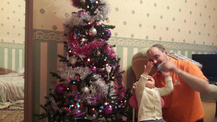 Отчёт по занятию Новогодние подарки в Wachanga!