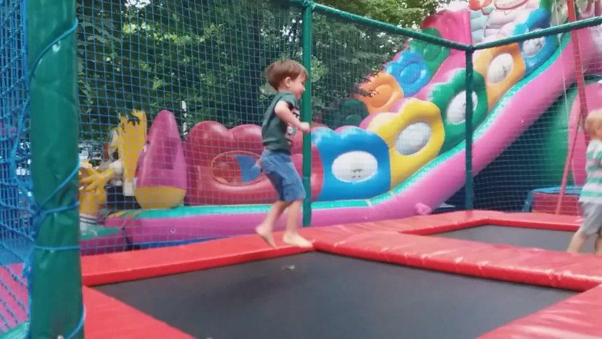 Отчёт по занятию Полезные прыжки на батуте в Wachanga!
