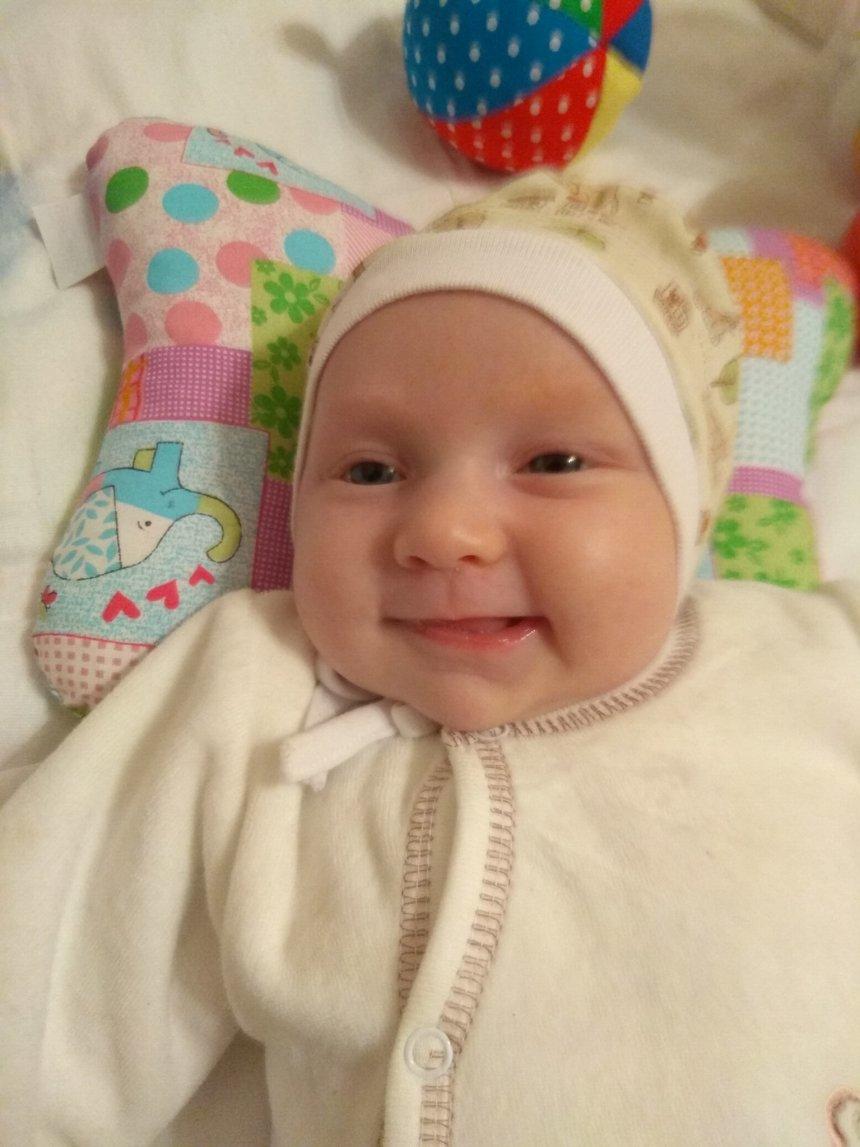 Отчёт по занятию Что слышит и понимает ребенок в 1 месяц в Wachanga!