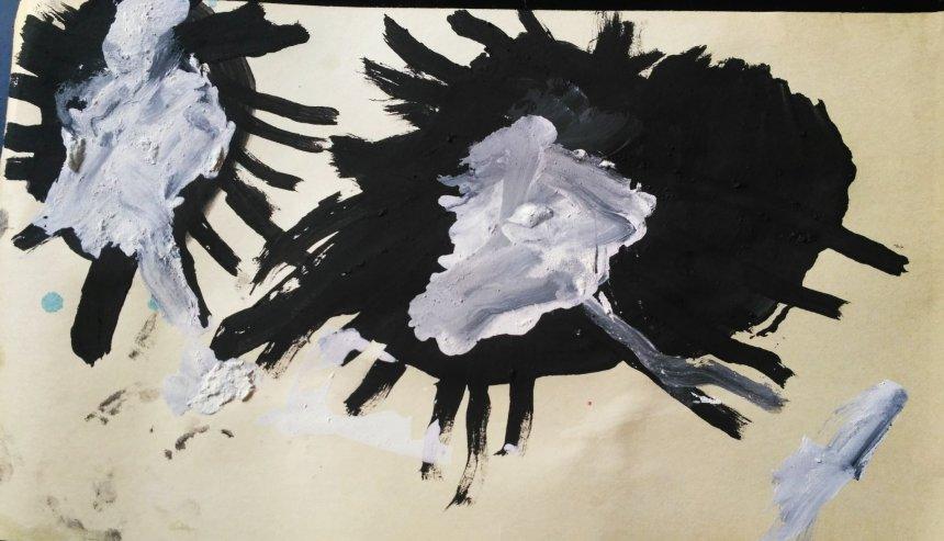 Отчёт по занятию Используйте только черную и белую краски в Wachanga!