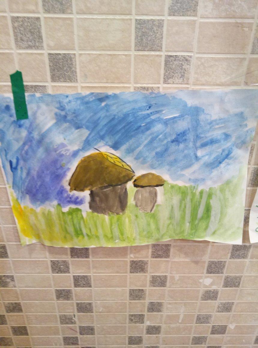 Отчёт по занятию В лес за грибами в Wachanga!
