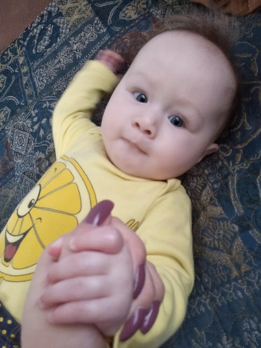 Отчёт по занятию Поиграйте с малышом в игру «Моя ладошка»  в Wachanga!
