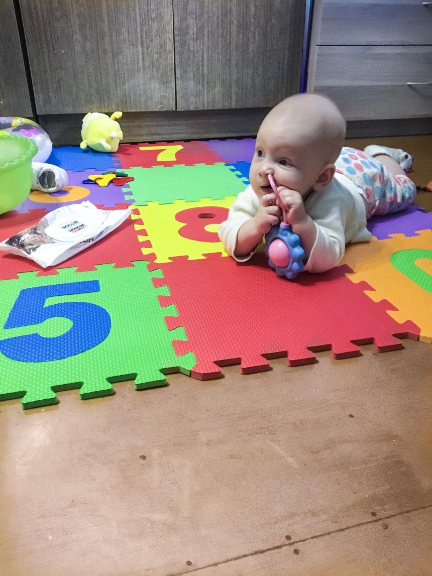 Отчёт по занятию Рост и вес малыша в 6 месяцев в Wachanga!