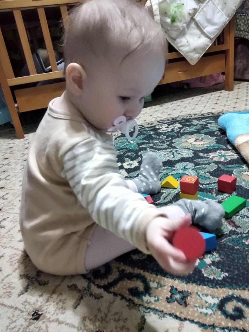 Отчёт по занятию Развивайте органы чувств ребенка в Wachanga!
