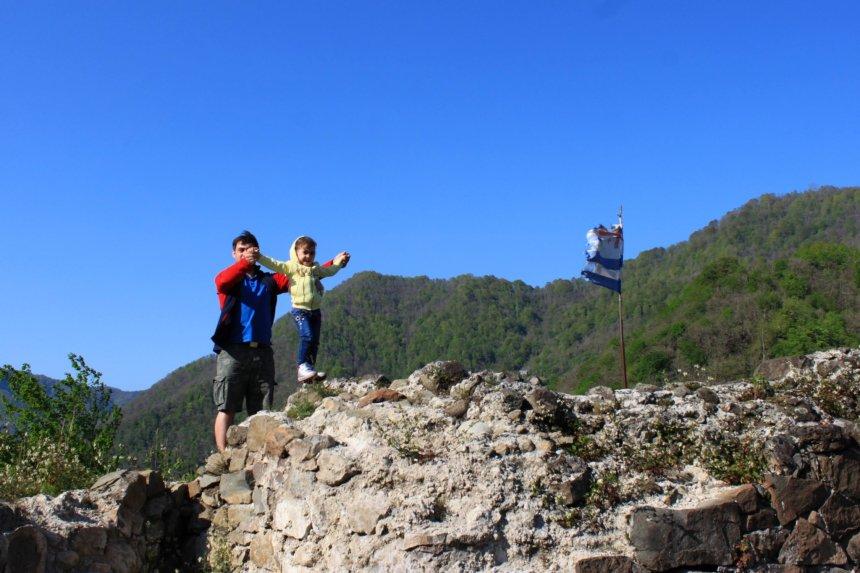 Отчёт по занятию Заберитесь вместе с ребенком на гору в Wachanga!