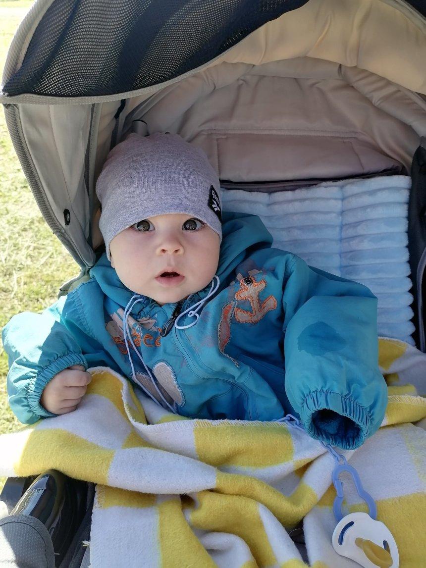 Отчёт по занятию Солнечные ванны для малыша в Wachanga!