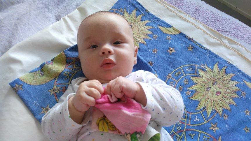 Отчёт по занятию Игра «Весёлые платочки» в Wachanga!