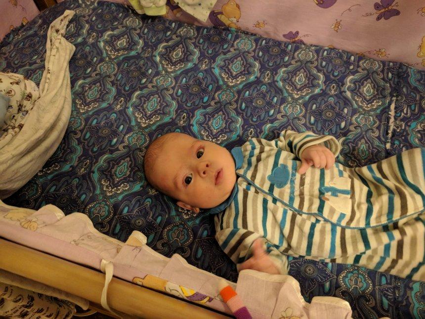 Отчёт по занятию Как играть с ребенком в 2 месяца в Wachanga!