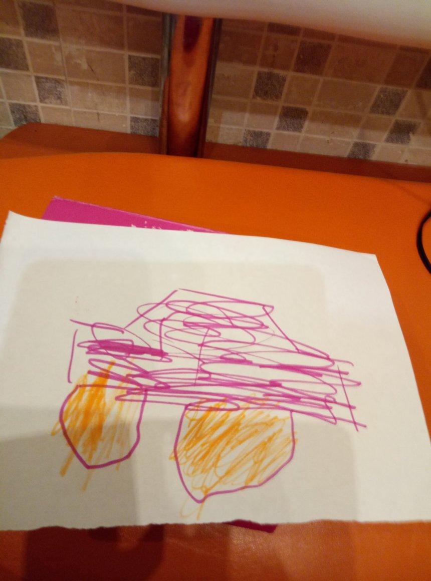 Отчёт по занятию Научите ребенка рисовать машину в Wachanga!
