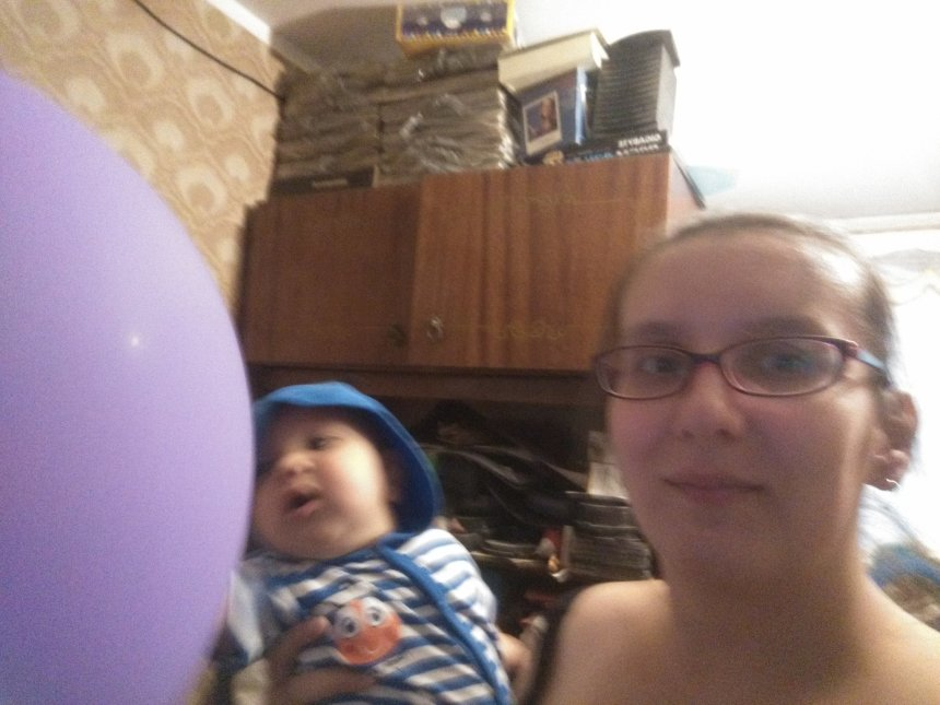 Отчёт по занятию Украсьте комнату малыша воздушными шариками в Wachanga!